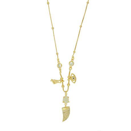 Colar-Dourado-Pingentes-da-Sorte-Pedra-Quartzo-Vela---00024720_1