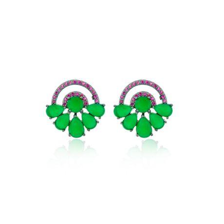 Brinco-Rodio-Negro-Gotas-Jade-E-Zirconias-Rubelita---0023998_1