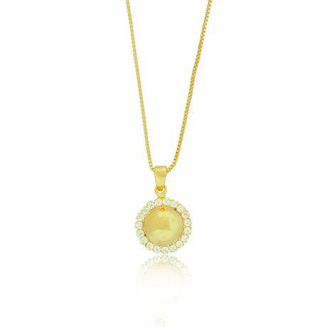 Colar-Dourado-Meia-Bola-Zirconia-Cristal---00026227