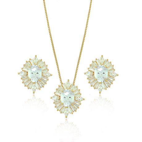 Conjunto-Colar-Dourado-Pedra-Oval-Cristal-e-Vidrilhos----00026934