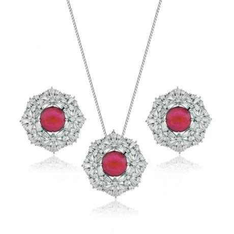 Conjunto-Colar-Rodio-Pedra-Oval-Rubelita-e-Cristal---00027213