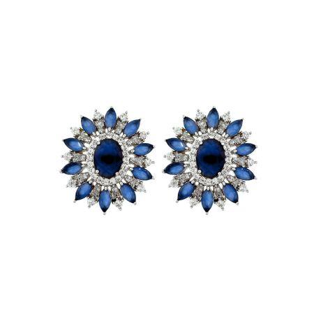 Brinco-Rodio-Pedra-Oval-Safira-e-Zirconias-Cristal---00027179