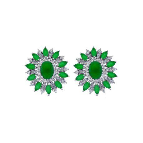 Brinco-Rodio-Pedra-Oval-Jade-e-Zirconias-Cristal---00027178
