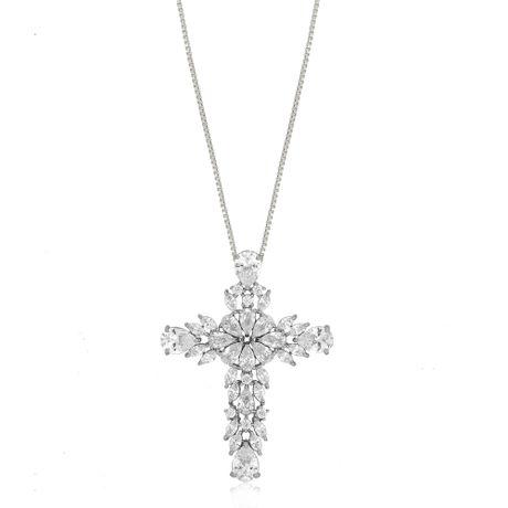 Colar-Rodio-Crucifixo-Gotas-Cristal---00026833