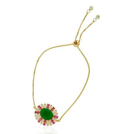 Pulseira-Dourada-Jade-e-Vidrlhos-Quartzo-Rosa---00027147