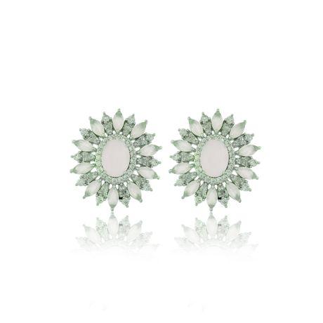 Brinco-Rodio-Pedra-Oval-Quartzo-Rosa-e-Zirconias-Cristal---00026874