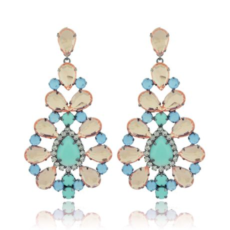 Brinco-Grafite-Gotas-Rose-e-Aquamarine---00027785