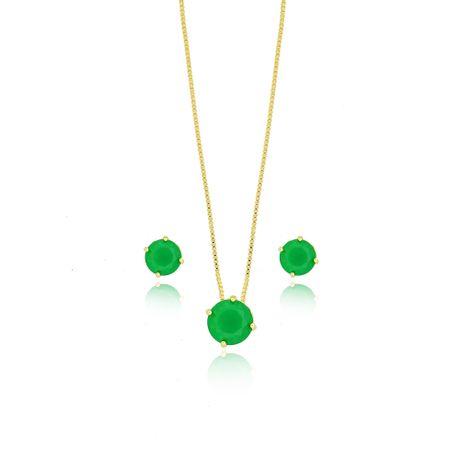 Conjunto-Colar-Dourado-Ponto-de-Luz-Jade---00027860