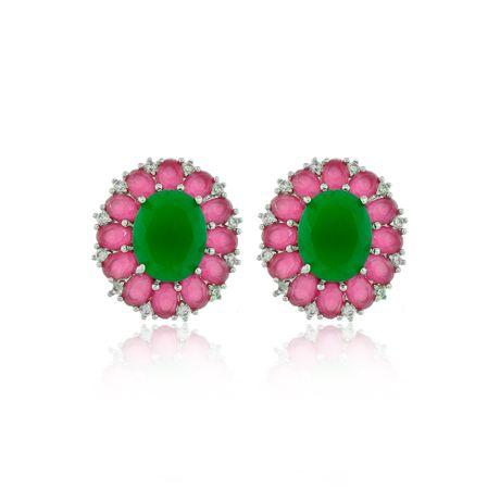 Brinco-Rodio-Pedras-Ovais-Jade-e-Rubelita---00028303