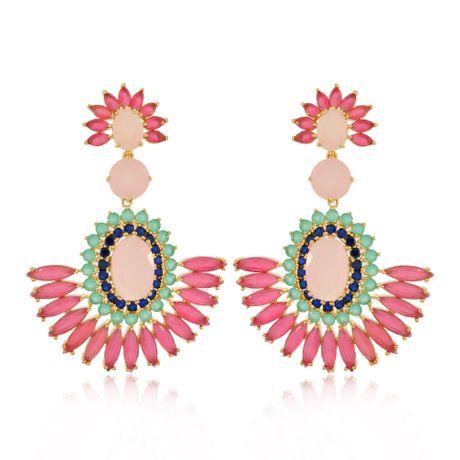 Brinco-Dourado-Leque-Pedras-Rubelita-e-Quartzo-Rosa---00028331