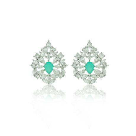 Brinco-Rodio-Gota-Verde-Agua-e-Cristal---00028180