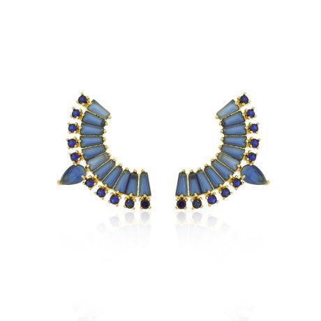 Brinco-Ear-Cuff-Dourado-Azul---00028460
