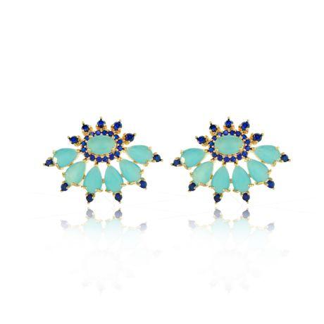 Brinco-Dourado-Gotas-Aquamarine-e-Zirconias-Cristal--00028387
