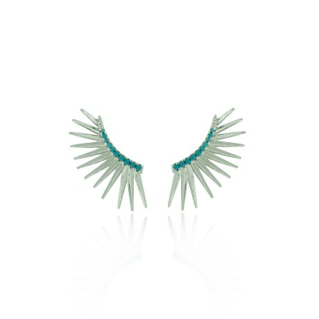 Brinco-Ear-Cuff-Rodio-Turquesa---00028452