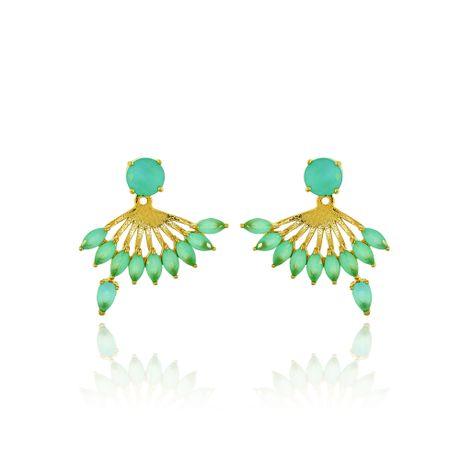 Brinco-Ear-Jacket-Dourado-Navetes-Verde-Agua---00028501