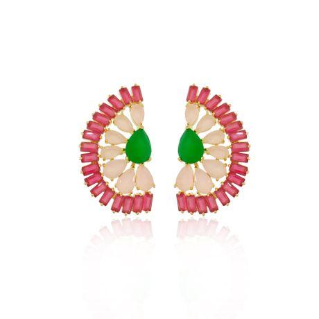 Brinco-Dourado-Pedras-Rosa-e-Jade---00028536