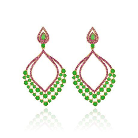 Brinco-Dourado-Gota-Jade-Com-Zirconia-Rubelita---00028525