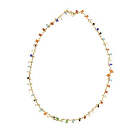 Gargantilha-Choker-Dourada-Pedras-Color---00029232