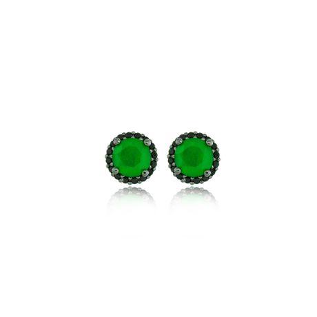 Brinco-Prata-925-Pedra-Redonda-Jade---00029411