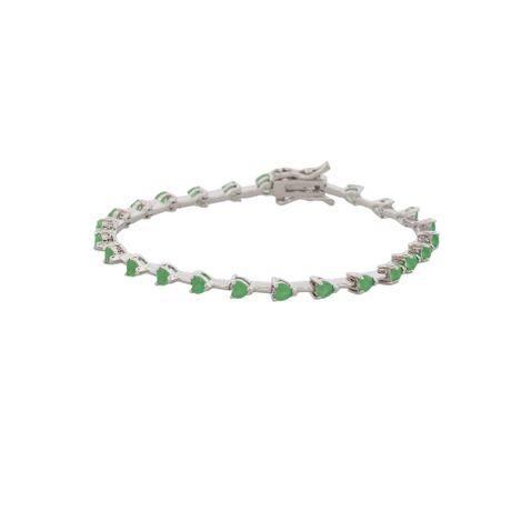 Pulseira-Mini-Coracao-Verde---00029681