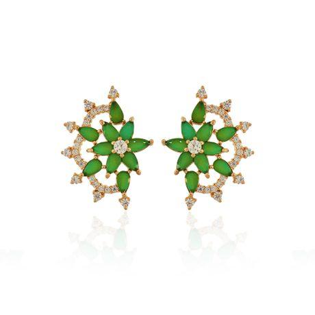 Brinco-Dourado-Gotas-Jade-e-Cristal---00026931