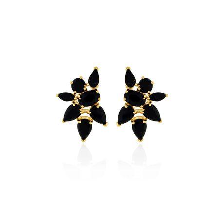 Brinco-Dourado-Pedras-Pretas---00030412