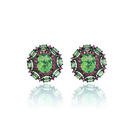 Brinco-Grafite-Pedra-Oval-Verde-Agua---00030441