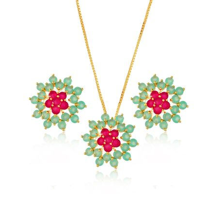 Conjunto-Dourado-Flor-Verde-Agua---00030537