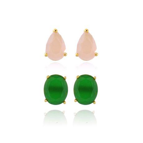Kit-Brincos-Dourado-Pedras-Color---00030391