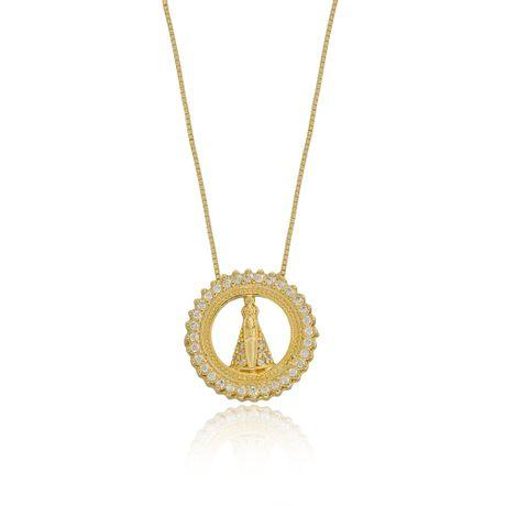 Colar-Dourado-Religioso-Zirconias-Cristal----00030780