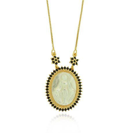 Colar-Dourado-Religioso-Zirconias-Preto---00031225