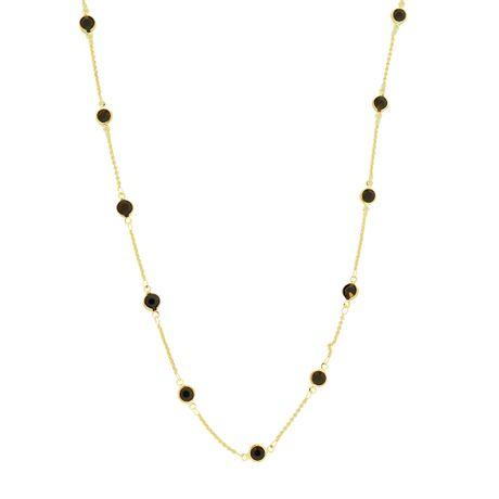 Colar-Longo-Dourado-Pedras-Preto---0031863