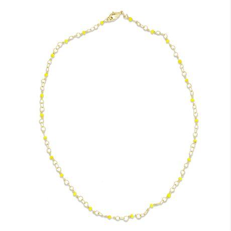 Gargantilha-Choker-Dourado-Pedras-Amarelo---00032331
