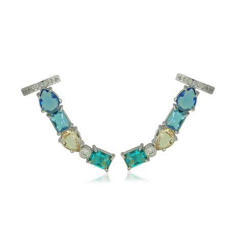 Brinco-Ear-Cuff-Rodio-Pedras-Tons-Azul---00032596