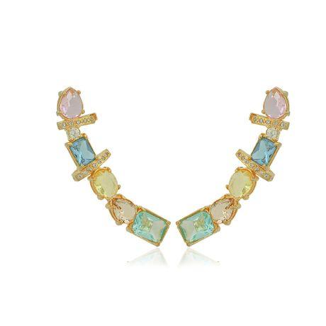Brinco-Ear-Cuff-Dourado-Pedras-Coloridas---00032589