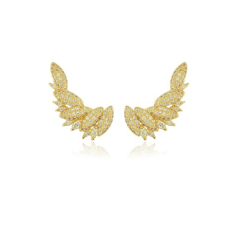 Brinco-Ear-Cuff-Dourado-Zirconias-e-Navetes-Cristal---00032782