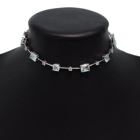 Gargantilha-Choker-Rodio-Pedras-Fusion-Aquamarine-e-Cristal---00033067
