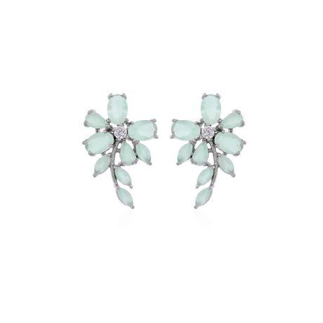 Brinco-Rodio-Flor-Pedras-Verde-Agua---00033188