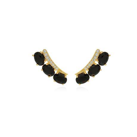 Brinco-Dourado-Borboleta-Preta-e-Cristal---00033321