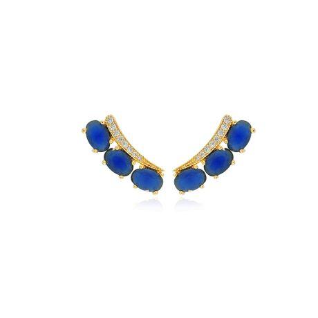 Brinco-Dourado-Borboleta-Safira-e-Cristal---00033322