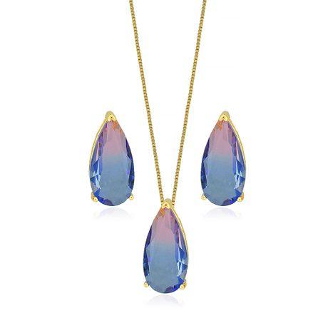 Conjunto-Dourado-Gota-Rainbow-Rosa-e-Azul---00033334