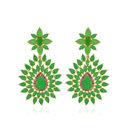 Brinco-Dourado-Medio-Gotas-Jade---00033238