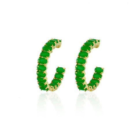 Brinco-Argola-Dourada-Pedras-Ovais-Jade---0033207