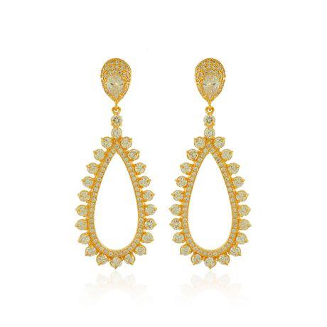 Brinco-Longo-Dourado-Zirconias-e-Gotas-Cristal---00033239