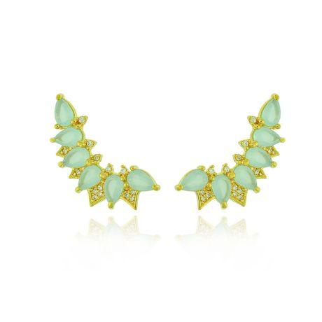 Brinco-Ear-Cuff-Dourado-Gotas-Aquamarine---00033454