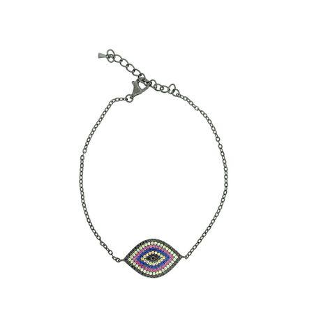 Pulseira-Prata-925-Olho-Grego-Color---00033677