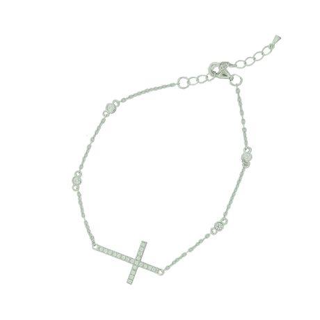 Pulseira-Prata-925-Cruz-Zirconia-Cristal---00033680