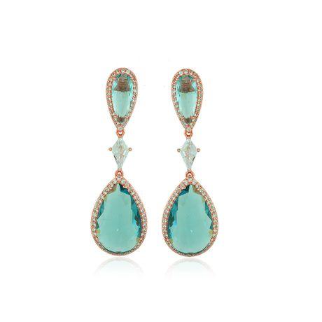 Brinco-Medio-Rose-Gotas-Azul-e-Cristal---00033762
