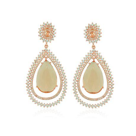 Brinco-Longo-Rose-Zirconias-Cristal-Gotas-Morganita---00033751