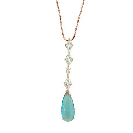 Colar-Rose-Gota-Azul-e-Cristal---00033766
